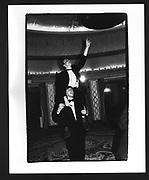 Guy Farley and Francis Hawkright. Cinderella Ball. Dorchester Hotel. London. 1982.
