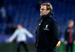 Liverpool manager Jurgen Klopp - Mandatory by-line: Robbie Stephenson/JMP - 27/02/2017 - FOOTBALL - King Power Stadium - Leicester, England - Leicester City v Liverpool - Premier League