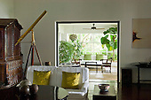 Sri Lanka. 'Lunuganga' Geoffrey Bawa's House & Garden