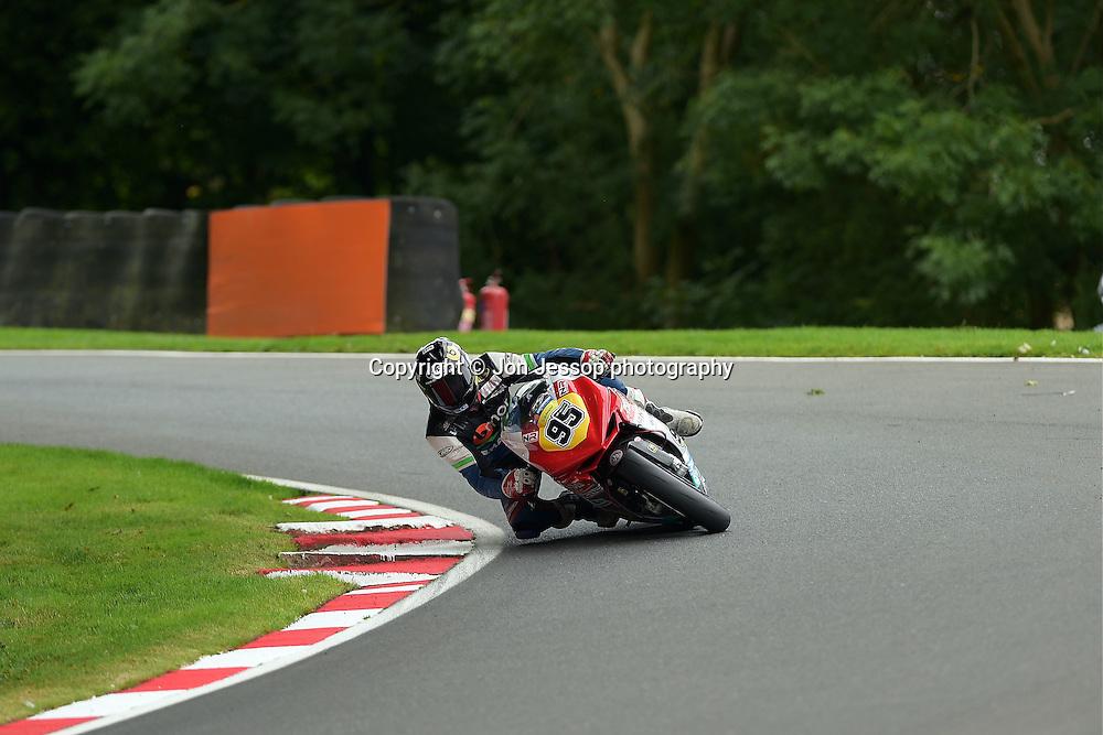 #95 David Allingham Nexio Racing MV Agusta Motorpoint British Supersport