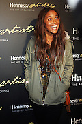 14 October 2010- New York, NY- Joy Bryant at the The Hennessy Artistry Hale Event held at Cipriani Wall Street on October 14, 2010 in New York City. ..Hennessy Artistry 2010 wraps up in MYC, the last stop on the five-city tour of exclusive events featuring an eclectic mix of musical acts.