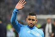 Dimitri Payet of Marseille disappointed during the Europa League Final match between Olympique de Marseille and Atletico Madrid at Orange Velodrome, Marseille, France on 16 May 2018. Picture by Ahmad Morra.