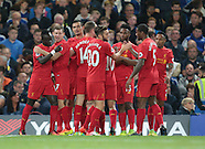 Chelsea v Liverpool 16/09/2016