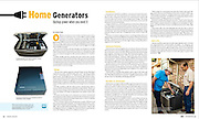 A story I wrote and photographed for Oklahoma Living Magazine about choosing a home generator.