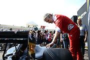 May 25-29, 2016: Monaco Grand Prix. Pirelli motorsport's vision of F1 in 2017. Maurizio Arrivabene, team principal of Scuderia Ferrari