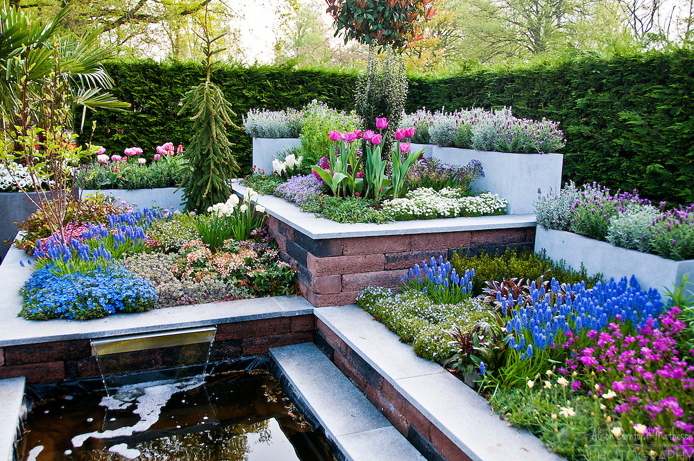 Garden Design at Keukenhof Gardens | Alison Cornford-Matheson