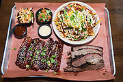 Westwood, NJ - March 28, 2018: A profile of Robert Austin Cho and his restaurant, Kimchi Smoke, which serves Barbecue with a Korean perspective.<br /> <br /> CREDIT: Clay Williams for Edible Jersey.<br /> <br /> &copy; Clay Williams / http://claywilliamsphoto.com
