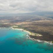 Flying on Hawaiian Airlines from San Jose, California to Kona, Big Island, Hawaii. Photo (c) William Drumm, 2013.