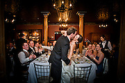 Originally a church built in the 1800s, Hauser Hall is an incredibly romantic ceremony and reception location nestled in the countryside of Heidelberg, near St. Jacobs. Fully restored by the Hauser family (you'll likely recognize the name from Hauser Stores), this location incorporates old-world architecture, modern décor and an element of high-style romance that you thought you could only dream of for your wedding day.<br />