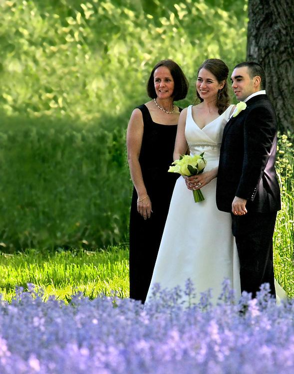 Bogarted wedding photo.