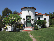The Original Ole Hanson House in San Clemente California