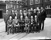 1958 - Ballina Licensed Vitners visit to Guinness Brewery
