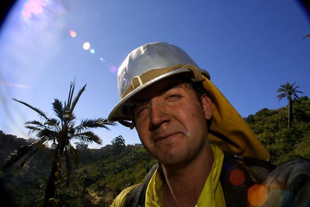 Forest national corporation parks ranger worker.