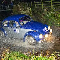 Car 58 David Alderson Dennis Greenslade VW Beetle
