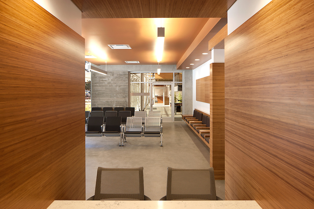 Michael W. Folonis Architects 16th St MOB Photography by Tom Bonner job #5790