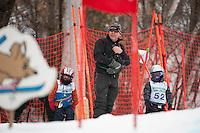 Klaus' annual Midget Race at Gunstock Ski Club February 29,  2012.