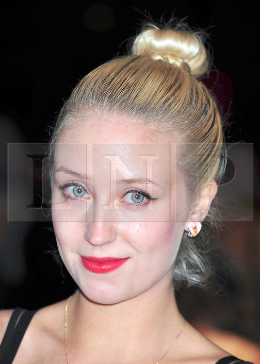 © Licensed to London News Pictures. 23/10/2011. London,England. Lily Loveless attends the 55th British Film Festival in Leicester square London  Photo credit : ALAN ROXBOROUGH/LNP