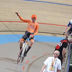 03-03-2018: Wielrennen: WK Baan: Apeldoorn<br />Impressions omnium men final pointsrace