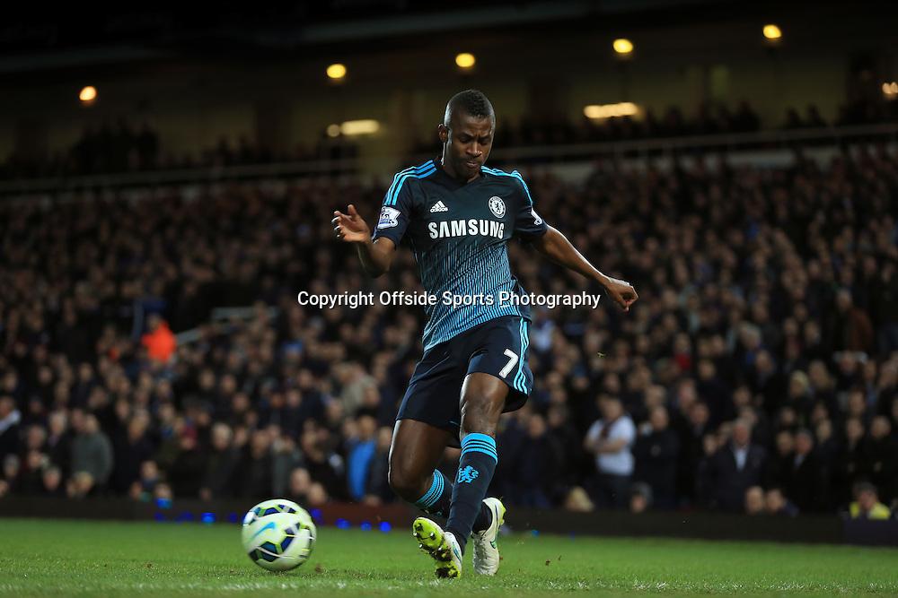 4 March 2015 - Barclays Premier League - West Ham United v Chelsea - Ramires of Chelsea - Photo: Marc Atkins / Offside.