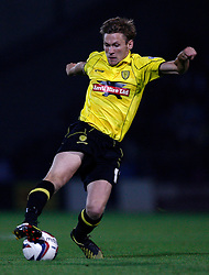 Burton Albion's Jimmy Phillips - Photo mandatory by-line: Matt Bunn/JMP - Tel: Mobile: 07966 386802 27/08/2013 - SPORT - FOOTBALL - Pirelli Stadium - Burton - Burton Albion V Fulham -  Capital One Cup - Round 2