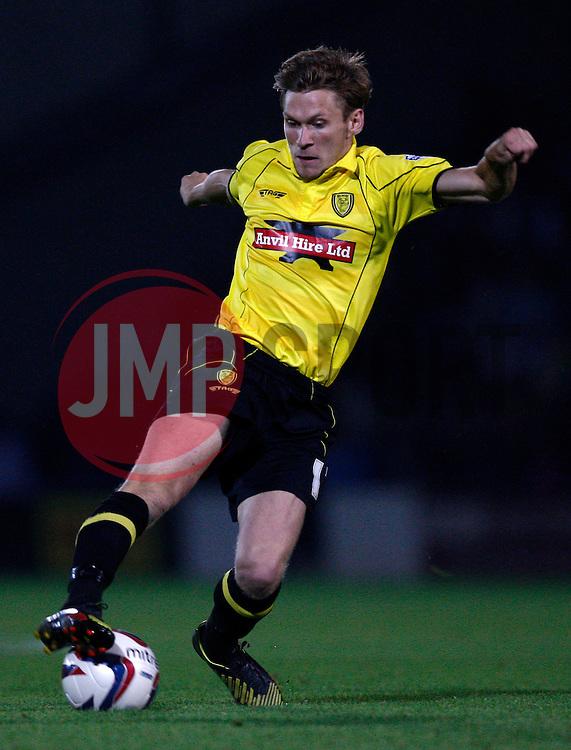 Burton Albion's Jimmy Phillips - Photo mandatory by-line: Matt Bunn/JMP - Tel: Mobile: 07966 386802 27/08/2013 - SPORT - FOOTBALL - Pirelli Stadium - Burton - Burton Albion V Fulham -  Capital One Cup - Round 2