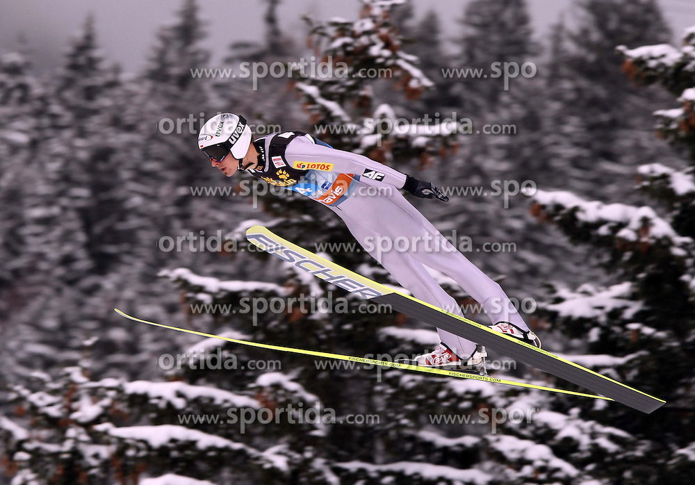30.12.2011, Schattenbergschanze/ Erdinger Arena, GER, Vierschanzentournee, FIS Weldcup, Ski Springen, im Bild PIOTR ZYLA // during 60th Four-Hills-Tournament of FIS World Cup Ski Jumping in Oberstdorf, Germany on 2011/12/30. EXPA Pictures © 2011, PhotoCredit: EXPA/ Newspix/ Jerzy Kleszcz..***** ATTENTION - for AUT, SLO, CRO, SRB, SUI and SWE only *****