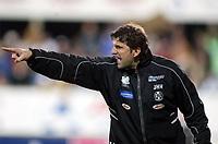 Fotball, 22. september 2003, Tippeligaen,  Sogndal-Viking 2-2, Jan Halvor Halvorsen, trener Sogndal