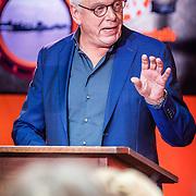 NLD/Amsterdam/20161013 - Perspresentatie Omroep Max, Jan Slagter