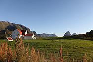 Lofoten Archipelago, Norway, Lapland