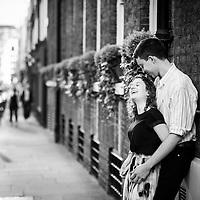 Juliette and Nicholas Pre Shoot 11.05.2015