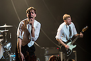 The Hives at The Vic Theatre 2012