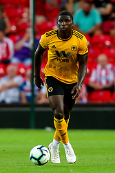 Kortney Hause of Wolverhampton Wanderers - Mandatory by-line: Robbie Stephenson/JMP - 25/07/2018 - FOOTBALL - Bet365 Stadium - Stoke-on-Trent, England - Stoke City v Wolverhampton Wanderers - Pre-season friendly