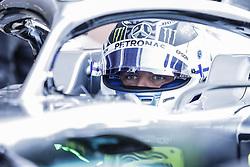 March 1, 2019 - Barcelona, Barcelona, Spain - Valtteri Bottas fo Finland with 77 of Mercedes AMG Petronas Motorsport W10 portrait   during the Formula 1 2019 Pre-Season Tests at Circuit de Barcelona - Catalunya in Montmelo, Spain on March 1. (Credit Image: © Xavier Bonilla/NurPhoto via ZUMA Press)
