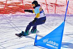 SCHMIEDT Christian, SB-LL1, GER, Snowboard Cross at the WPSB_2019 Para Snowboard World Cup, La Molina, Spain