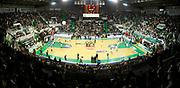 DESCRIZIONE : Siena Lega A1 2007-08 Playoff Finale Gara 1 Montepaschi Siena Lottomatica Virtus Roma <br /> GIOCATORE : Palasport Mens Sana Panoramica<br /> SQUADRA : Montepaschi Siena<br /> EVENTO : Campionato Lega A1 2007-2008 <br /> GARA : Montepaschi Siena Lottomatica Virtus Roma <br /> DATA : 03/06/2008 <br /> CATEGORIA : Ritratto Panoramica<br /> SPORT : Pallacanestro <br /> AUTORE : Agenzia Ciamillo-Castoria/C. De Massis<br /> Galleria : Lega Basket A1 2007-2008 <br /> Fotonotizia : Siena Campionato Italiano Lega A1 2007-2008 Playoff Finale Gara 1 Montepaschi Siena Lottomatica Virtus Roma <br /> Predefinita :
