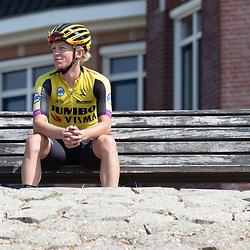 ULFT (NED) wielrennen <br /> Trainen met Koen Bouwman
