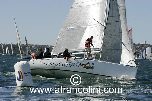SAILING - BMW Winter Series 2005 - YOUNG STAR - Sydney (AUS) - 01/05/05 - ph. Andrea Francolini