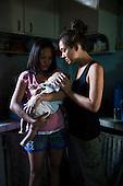Myleene Klass, on breastfeeding in The Philippines