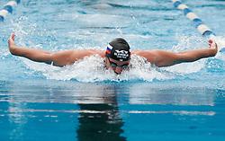 Peter Mankoc of Slovenia at international swimming competition Ilirija 2005, on May 7, 2005, Ilirija Swimming pool, Ljubljana, Slovenia.  (Photo by Vid Ponikvar / Sportida)