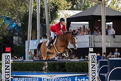 Bruynseels Niels, BEL, Gancia de Muze<br /> Longines FEI Jumping Nations Cup™ Final<br /> Barcelona 20128<br /> © Hippo Foto - Dirk Caremans<br /> 07/10/2018