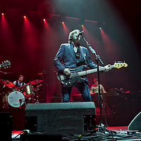 80's Scottish pop band Del Amitri make a triumphant return to Glasgow and pack out the city's newest music venue The Hydro (PLEASE DO NOT REMOVE THIS CAPTION)<br /> This image is intended for portfolio use only.. Any commercial or promotional use requires additional clearance. <br /> &copy; Copyright 2014 All rights protected.<br /> first use only<br /> contact details<br /> Stuart Westwood <br /> 07896488673<br /> stuartwestwood44@hotmail.com<br /> no internet usage without prior consent. <br /> Stuart Westwood reserves the right to pursue unauthorised use of this image . If you violate my intellectual property you may be liable for damages, loss of income, and profits you derive from the use of this image.