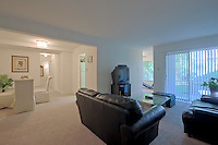 Architectural Interior Photography of Columbia  Maryland Apartment Building Grande Point by Jeffrey Sauers of Commercial Photographics