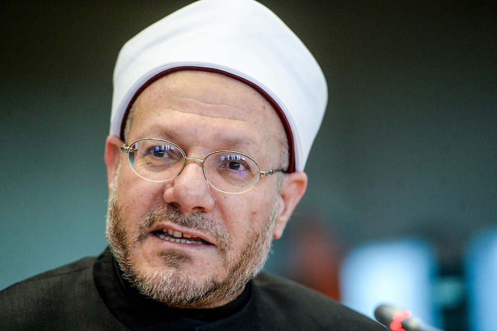 AFET Committee - Exchange of views with the Grand Mufti of Egypt