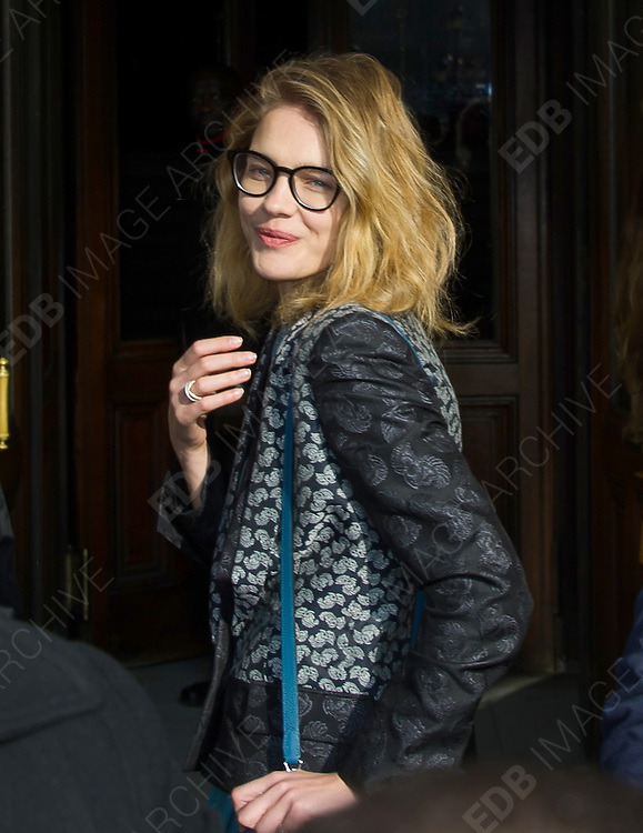 04.MARCH.2013. PARIS<br /> <br /> NATALIA VODIANOVA ATTENDS THE STELLA MCCARTNEY FALL-WINTER 2013/2014 READY-TO-WEAR COLLECTION SHOW, HELD AT THE OPERA IN PARIS<br /> <br /> BYLINE: EDBIMAGEARCHIVE.CO.UK<br /> <br /> *THIS IMAGE IS STRICTLY FOR UK NEWSPAPERS AND MAGAZINES ONLY*<br /> *FOR WORLD WIDE SALES AND WEB USE PLEASE CONTACT EDBIMAGEARCHIVE - 0208 954 5968*