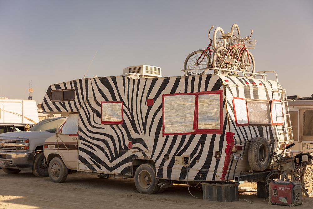 RV with Zebra paint job. My Burning Man 2019 Photos:<br /> https://Duncan.co/Burning-Man-2019<br /> <br /> My Burning Man 2018 Photos:<br /> https://Duncan.co/Burning-Man-2018<br /> <br /> My Burning Man 2017 Photos:<br /> https://Duncan.co/Burning-Man-2017<br /> <br /> My Burning Man 2016 Photos:<br /> https://Duncan.co/Burning-Man-2016<br /> <br /> My Burning Man 2015 Photos:<br /> https://Duncan.co/Burning-Man-2015<br /> <br /> My Burning Man 2014 Photos:<br /> https://Duncan.co/Burning-Man-2014<br /> <br /> My Burning Man 2013 Photos:<br /> https://Duncan.co/Burning-Man-2013<br /> <br /> My Burning Man 2012 Photos:<br /> https://Duncan.co/Burning-Man-2012
