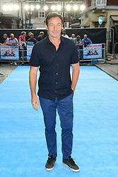 Jason Isaacs attending the Swimming with Men premiere held at Curzon Mayfair, London.