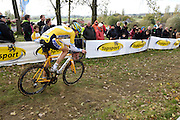 Friday 1 November 2013: Action from the Koppenbergcross 2013 Beloften race. Copyright 2013 Peter Horrell