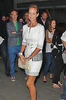 LONDON - August 01: Lady Victoria Hervey at #GuettaMrBrainwash (Photo by Brett D. Cove)