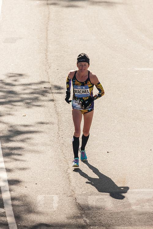 NYC Marathon, Rachel
