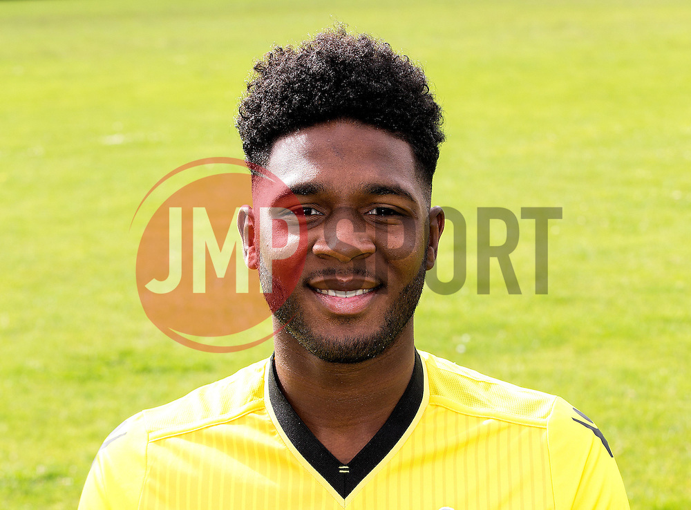 Ellis Harrison of Bristol Rovers - Mandatory by-line: Robbie Stephenson/JMP - 04/08/2016 - FOOTBALL - The Lawns Training Ground - Bristol, England - Bristol Rovers Head Shots